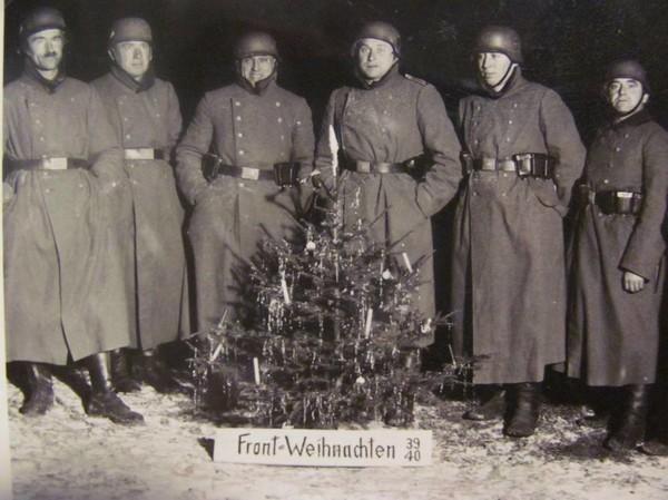 Weihnachten An Der Front