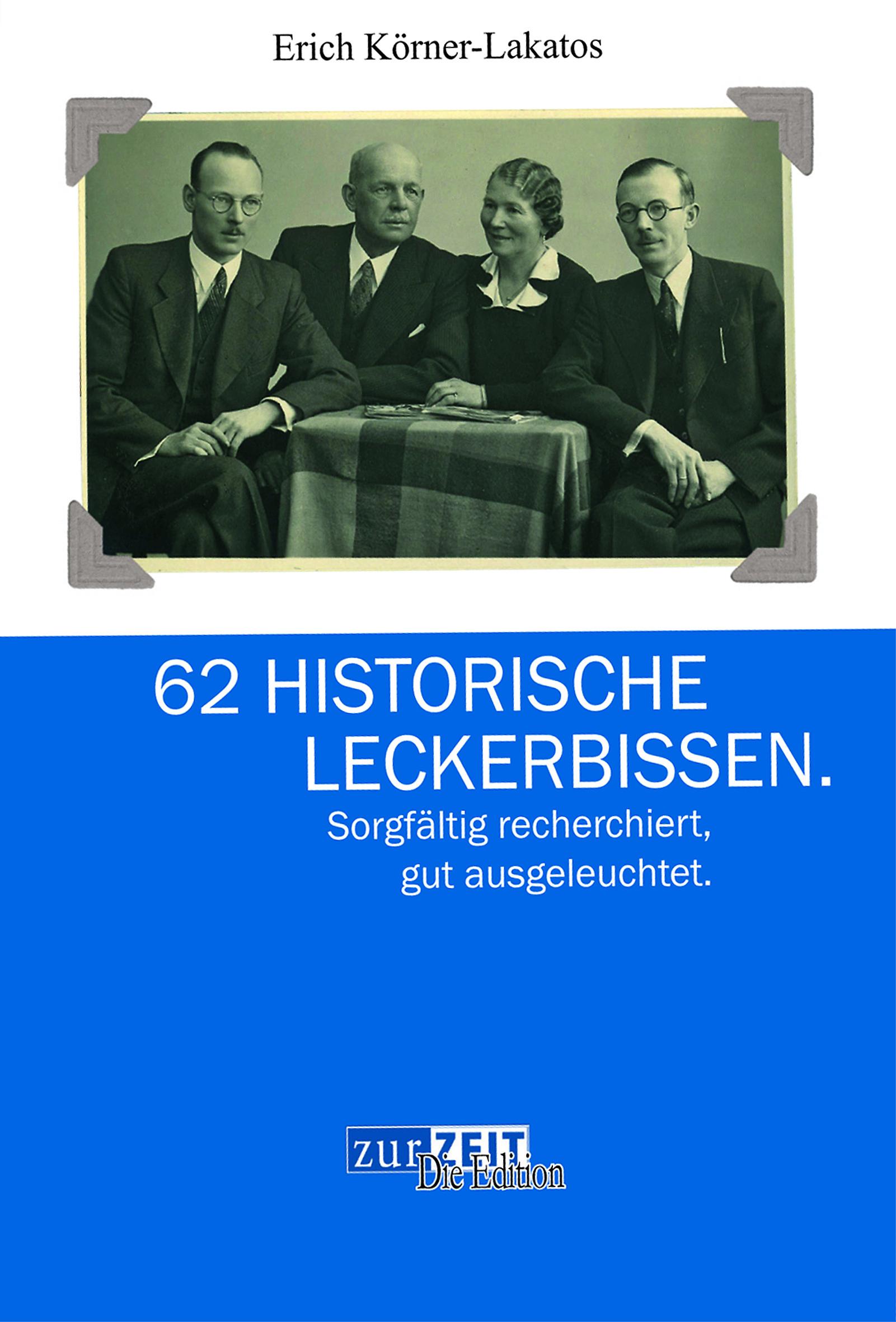 Historische Leckerbissen