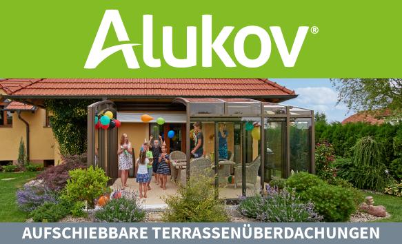 Überdachungen für Terrassen und Pools von Alukov Austria