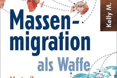 Bildergebnis für migration als waffe  bilder