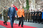 Bild: Merkel in Audienz bei Erdogan